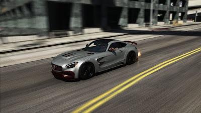Download mod carro Mercedes AMG GT S Mansory para GTA V