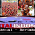 """Ribuan Pasukan KOTI (Komando Inti Mahatidana) Pemuda Pancasila Jawa tengah Ikuti """"Napak Tilas"""" Pancasila Abadi dan NKRI harga mati"""