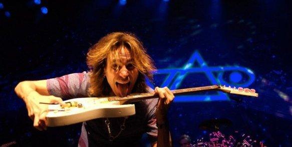 Steve Vai Akan Konser di Jakarta - Lorong Musik dot Com
