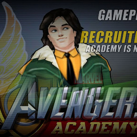 Marvel Avengers Academy ★ Recruited Loki ★ Academy Is Now Level 3