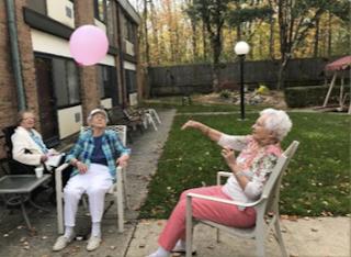 retirement community ann arbor
