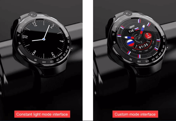 LOKMAT LOK 02 Android 4G LTE Smartwatch Specs, Price, Features