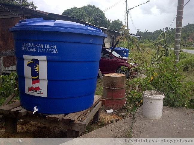 Image result for Gambar Tangki air 1 malaysia