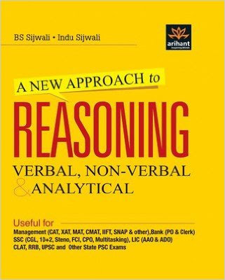 Download Free Verbal & Non-Verbal Reasoning by Arihant Book PDF