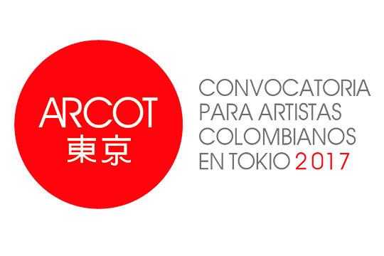 Convocatoria. ARCOT - Artistas Colombianos en Tokio
