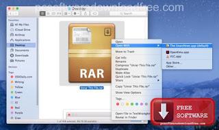 Scarica The Unarchiver per Mac - Estrai i file RAR per Mac