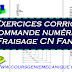 Télécharger : Exercices Corrigés Programmation Usinage CN en Word