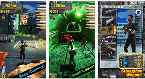 Game Android 3D City Run 2 V.1.6 Apk