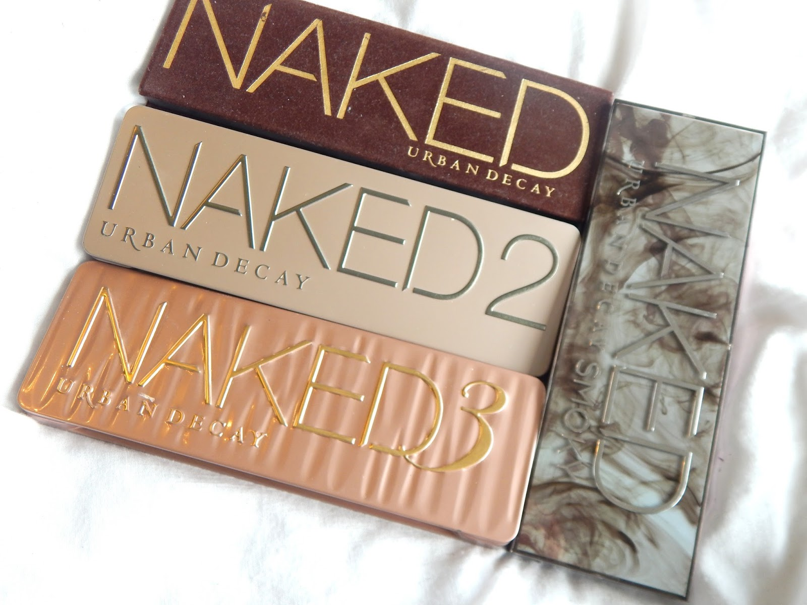 Eyeshadow Palette Collection Urban Decay Naked Palettes