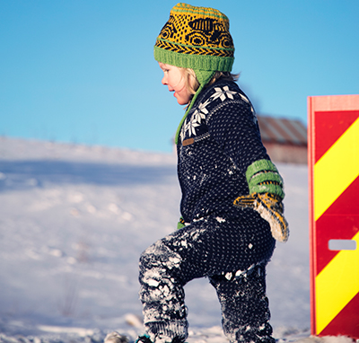 Jorids småstrikk - Jorid Linvik