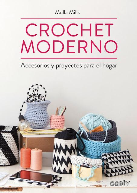 Crochet Moderno - Molla Mills