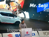 GALERI FOTO : Suzuki Display 18 Unit Di GIIAS 2018