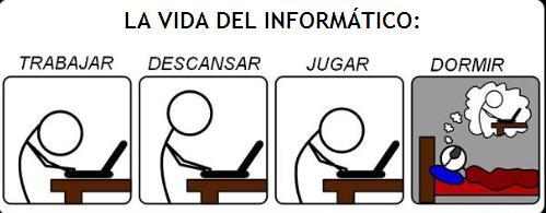 Vida del informático - SAP