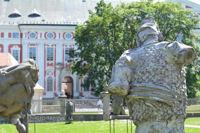 Czeskie miasto partnerskie Nowej Rudy - Broumov