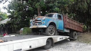 Truk Klasik Langka Amerika ...GMC Truck Berhasil Diamankan