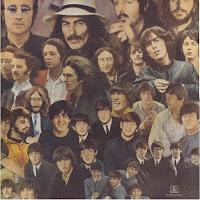 The Beatles 20 Greatest Hits binnenhoes