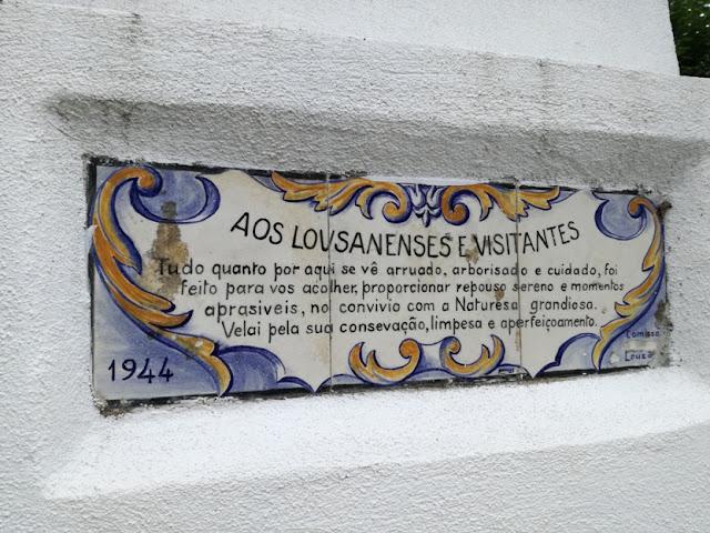 Aos Lousanenses e Visitantes