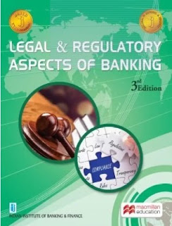 Paper 3 of JAIIB is Legal and Regulatory Aspects of Banking
