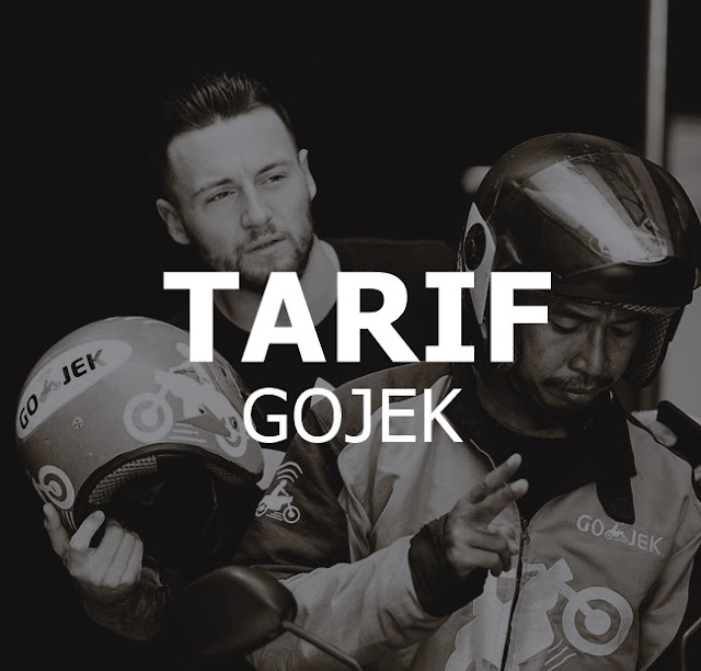 Tarif Gojek Terbaru
