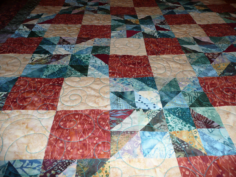 Acorn Ridge Quilting Alyce S Orion Star Quilt