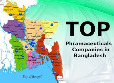 pharmaceutical companies in bangladesh
