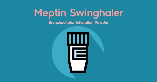Meptin Swinghaler : Procaterol HCl