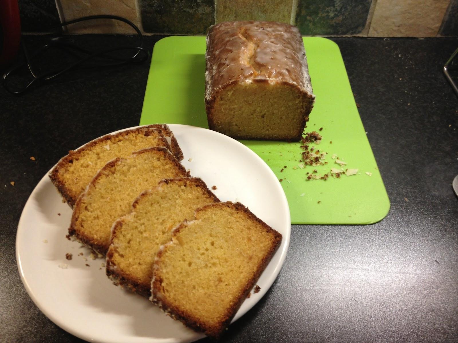 Marmalade Loaf Cake Recipes: A Kick At The Pantry Door: Marmalade Loaf Cake