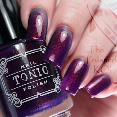 Tonic Polish Serendipity Swatch
