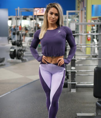 bodybuilder Cass Martin
