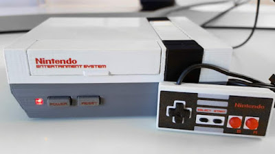 Consola de nintendo NES