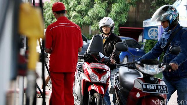 Alhamdulillah, Hari ini Harga BBM di Pulau Seram Sama dengan di Jawa
