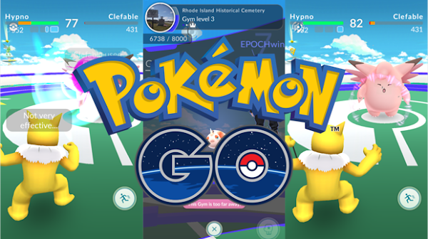 Tips Bermain Pokemon Go dari Youtubers