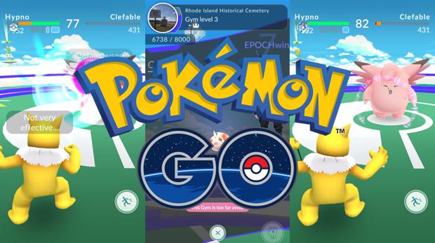 Tips Bermain Pokemon Go dari Youtubers