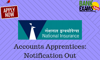 NICL Accounts Apprentices Recruitment 2018: Notification Out