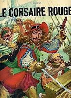 Le Corsaire Rouge - édition Del Duca