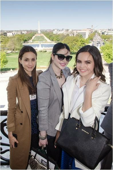 Bailee Madison in DC