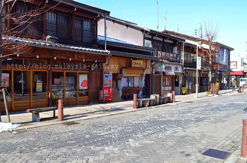 Old Town of Takayama