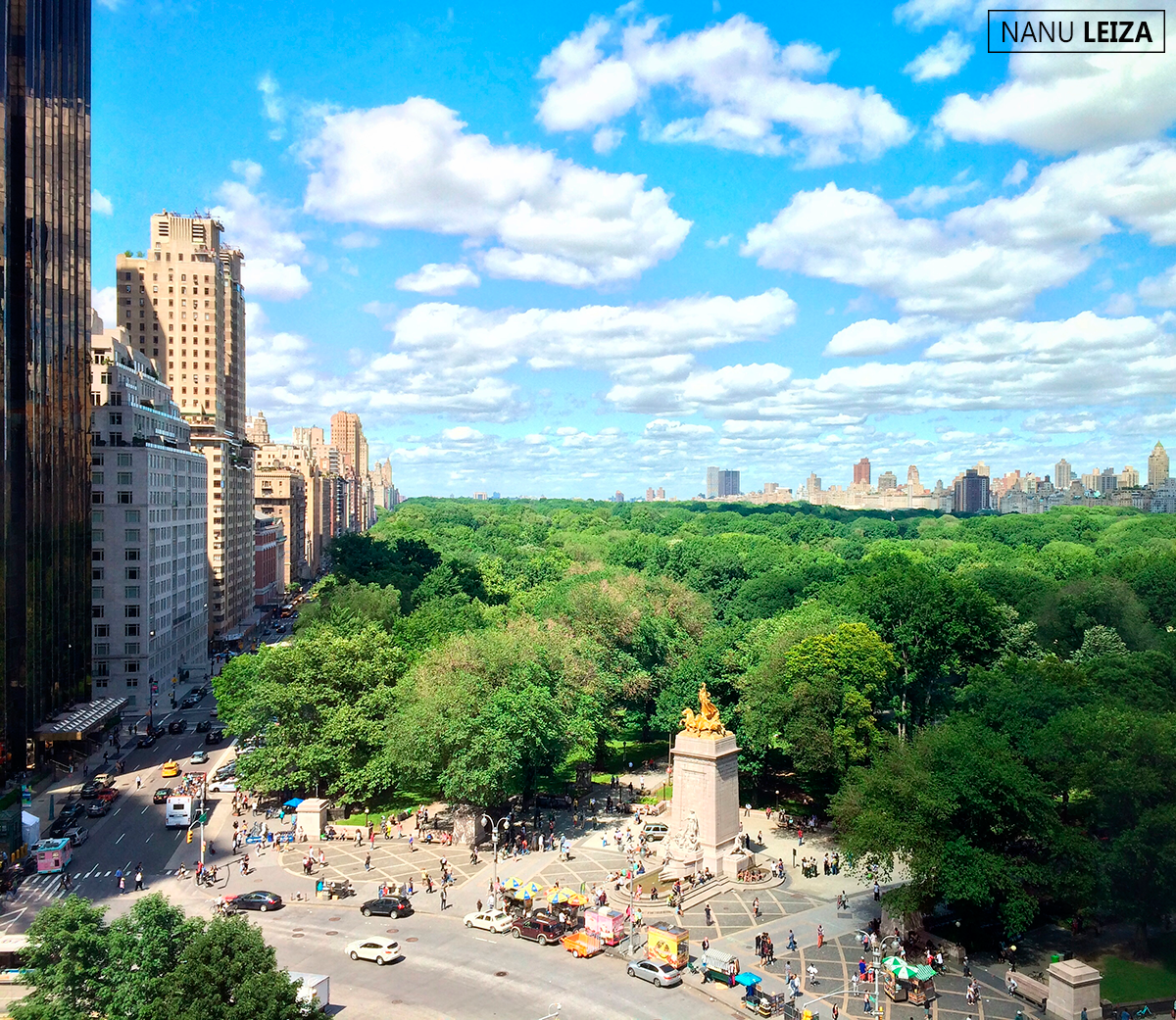 Robert, una joyita frente al Central Park para comer o tomar unas ...