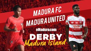 Ini Tanggal Pertandingan Madura FC vs Madura United FC (Derby Madura)