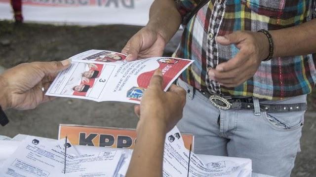 Jokowi-Ma'ruf Borong Kemenangan di PSU Semua TPS Semarang