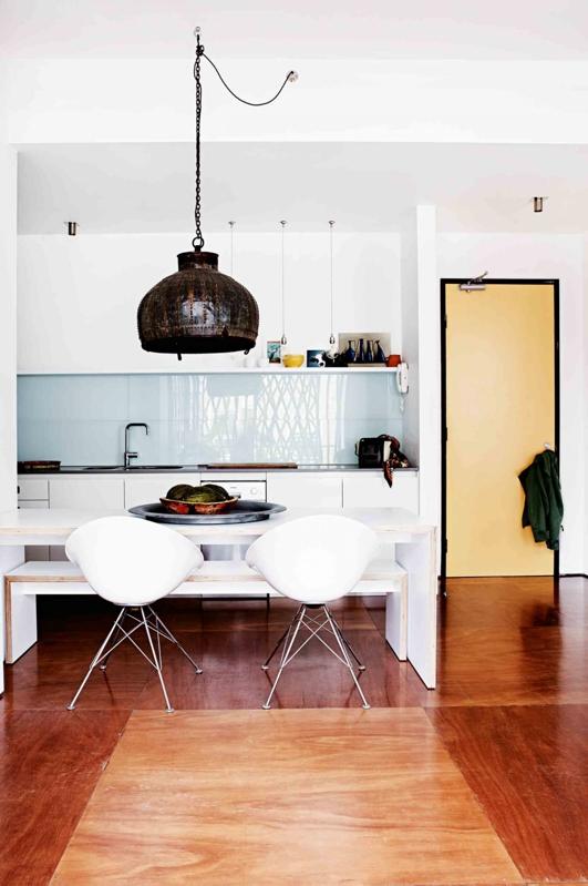 La casa de los detalles en amarillo chicanddeco