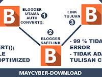 Cara Membuat Safelink Converter Sendiri di Blogger