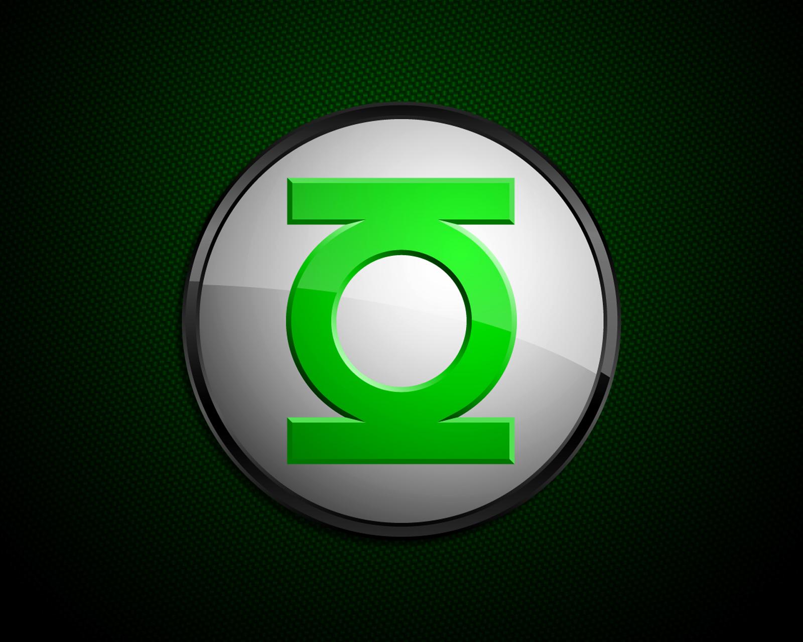 Green Lantern Comics Logo Minimal HD Wallpapers HQ ...