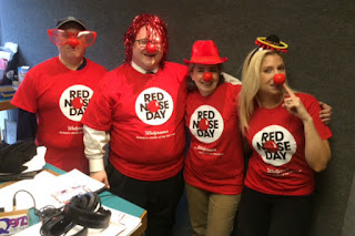 Red Nose Day USA 2016 at Walgreens™
