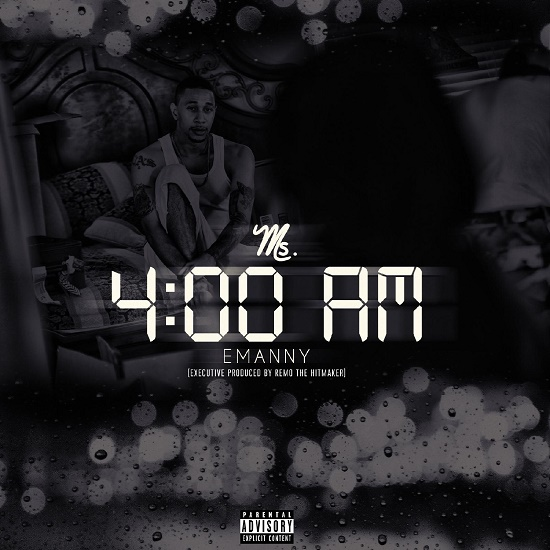 Emanny - Ms. 4:00 AM (EP)