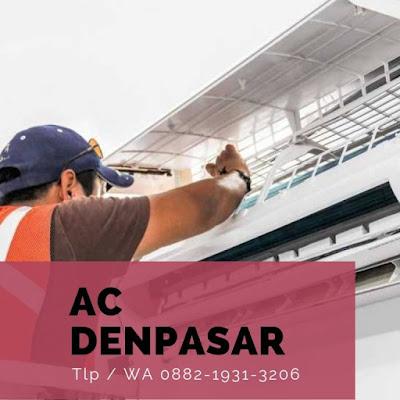 Service AC Denpasar