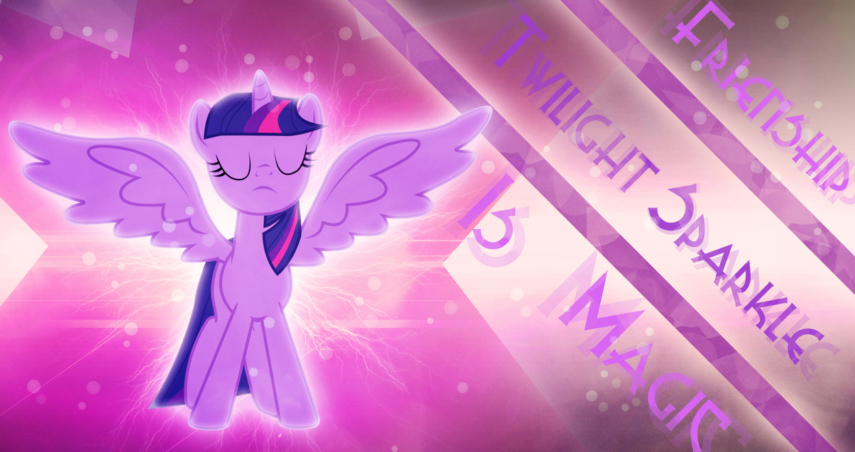 Twilight Sparkle Rules