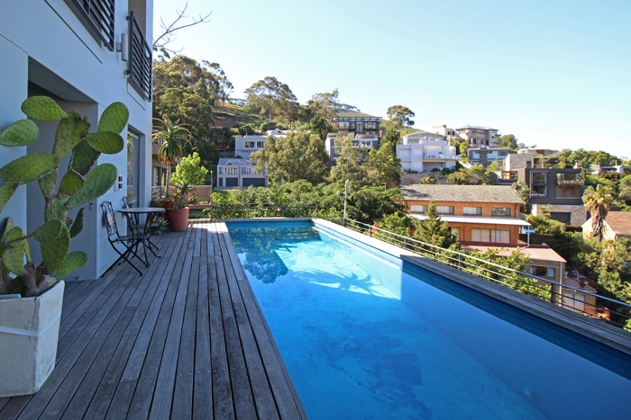 Apartement in Kapstadt