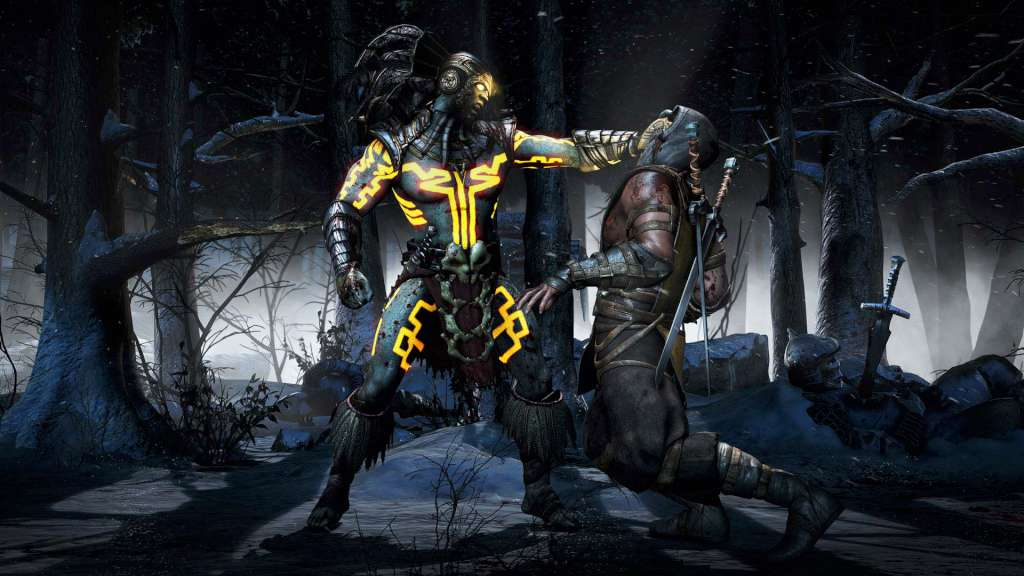 MORTAL KOMBAT X 1 19 0 Apk +Mega Mod + Data All GPU - Paid