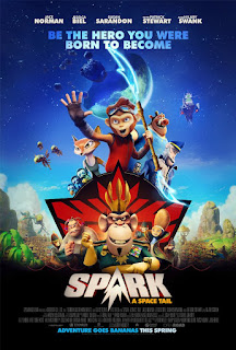 Spark: A Space Tail Legendado